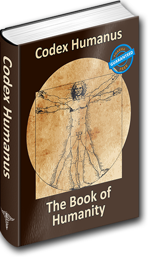 """Codex Humanus - The Book of Humanity"" (eBook version)"